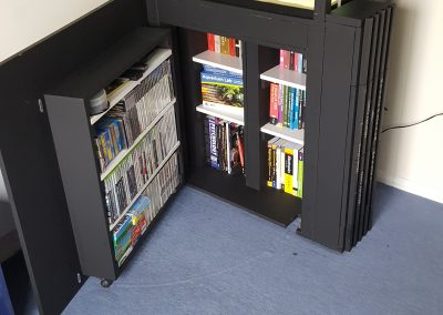 My books now have a home!